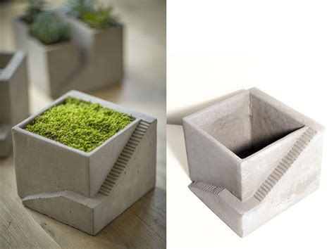 Architectural Planter by 50 Unique Pots Planters You Can Buy Right Now