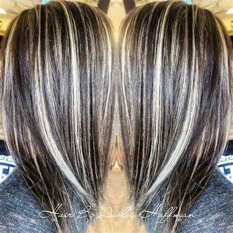 highlights to hide white hair highlights to hide white hair what is the best way to