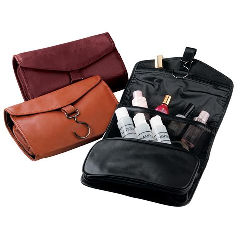 Toiletry Bag royce leather 174 hanging toiletry bag 127345 travel accessories at sportsman s guide