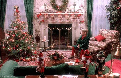 home alone christmas decorations lonely home alone gif find share on giphy