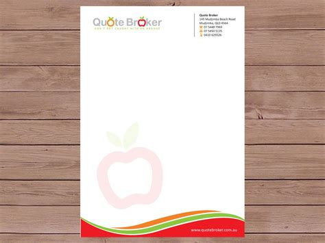 Design Your Own Letterhead Free Printable Letterhead Create Letter Template
