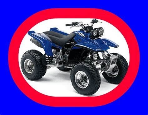 1987 2004 Yamaha Yfm350x Warrior Workshop Service Repair