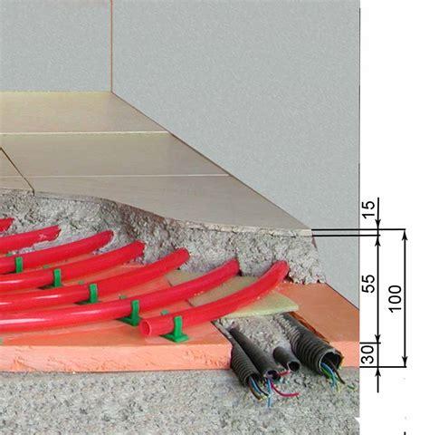 pavimenti riscaldati elettrici pavimenti riscaldati eps istruzioni di montaggio