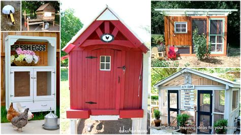 diy backyard chicken coop prep review 60 diy chicken coops you need in your