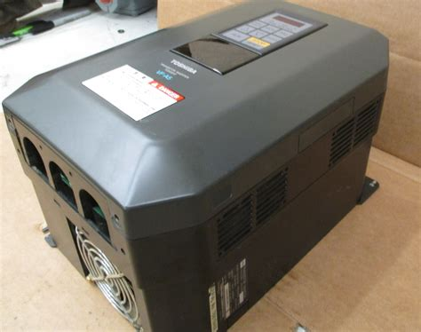 transistor inverter toshiba transistor inverter vfa5 2075p vfa52075p vfa5 2o75p daves industrial surplus llc