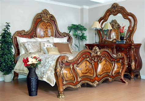 chateau beauvais bedroom set chateau beauvais formal bedroom collection by aico 12474
