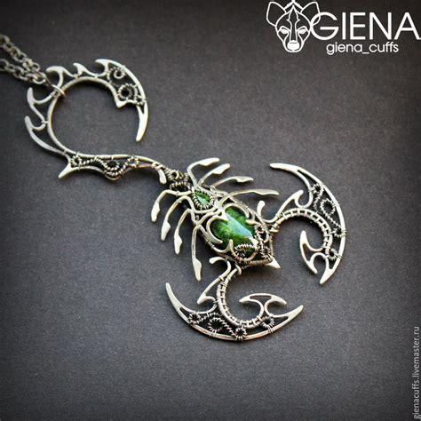 wire works jewelry купить кулон тёмно зелёный плетение wire wrap wire