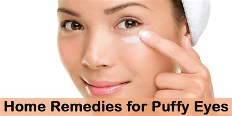 swollen eye home treatment 11 diy home remedies for