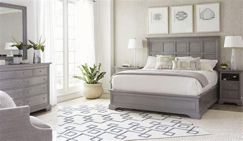 transitional bedroom sets transitional estonian grey panel bedroom set from stanley