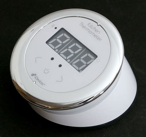 idevices bluetooth connected kitchen thermometer review