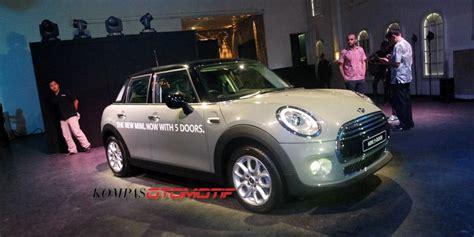 Mini 3 Jakarta mini indonesia hadirkan model 5 pintu berita otomotif