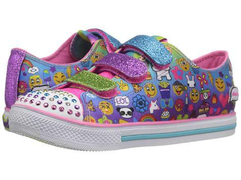 skechers shoes for kid skechers chit chat 10633l lights kid big kid