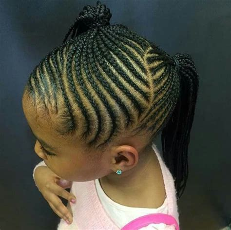 best 25 kids braided hairstyles ideas on pinterest lil