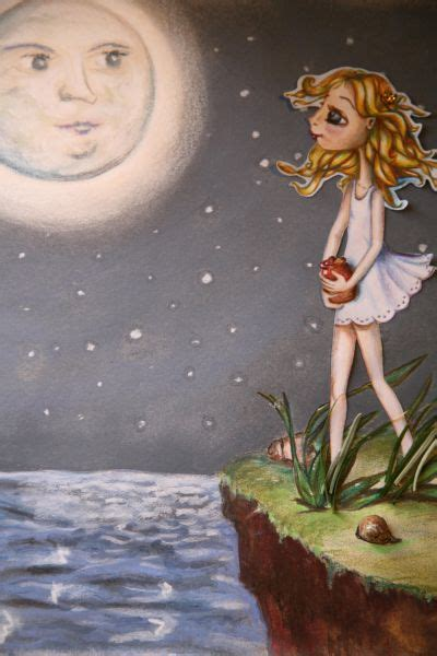 maria y la luna 8466793518 ni 241 a mar 237 a y la luna el apur 243 n
