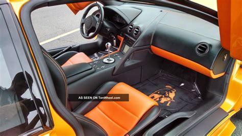 Lamborghini Murcielago Manual 2007 Lamborghini Murcielago Lp640 6 Speed Manual