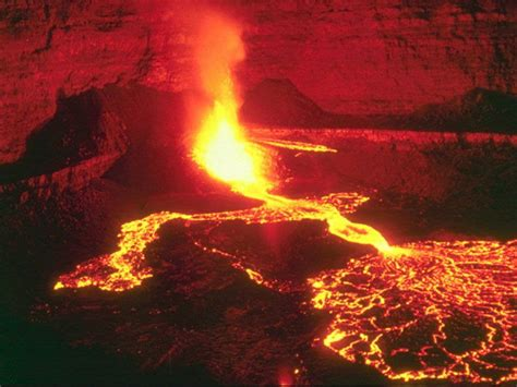 How Are Lava Ls Made by Oceans Live Knowledge World