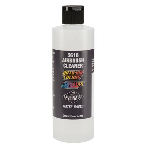 auto air colors how to thin transparent water based airbrush paint with