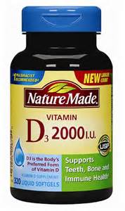 why vitamin d is measured in iu