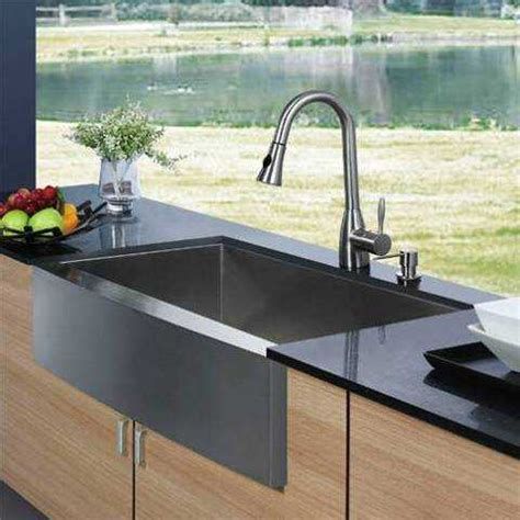 vigo vg15197 all in one farmhouse stainless steel