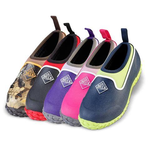 muck shoes muck boot muckster ii low waterproof boots 675730