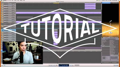 garageband tutorial garageband tutorial how to create a quot sub group quot in