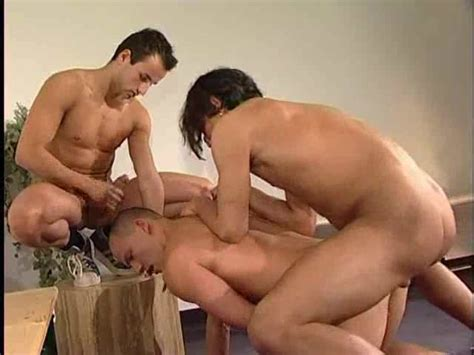 Gay Anal Threesome With Perfect Turkish Guys Anal Porn