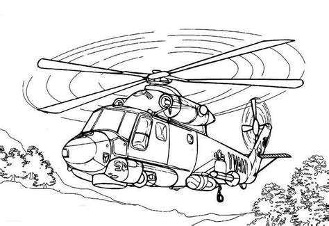 army helicopter coloring pages coloringstar