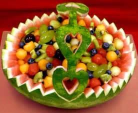 salad carving decoration ideas trendy mods