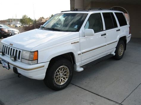 Jeep Limited 1995 1995 jeep limited news reviews msrp ratings