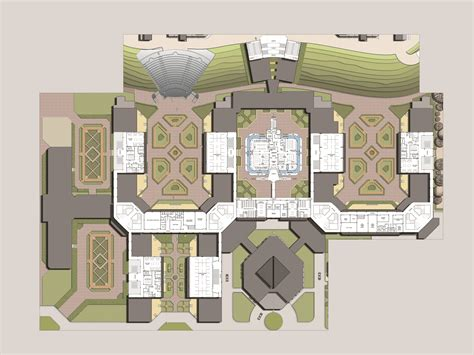Amphitheater Floor Plan institute of planning and architecture at nashik awarded