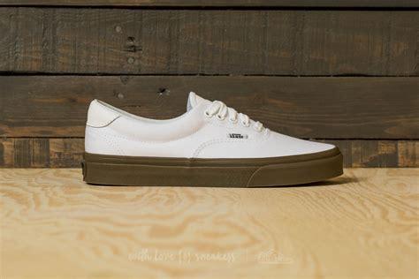 Vans Era Truewhite Gum by Vans Era 59 Bleacher True White Gum Footshop
