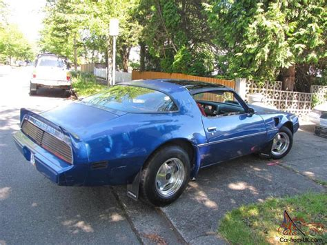Pontiac Trans Am T Top by Pontiac Trans Am T Top Coupe Ebay