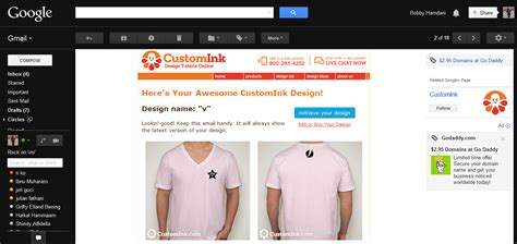 desain kaos online customink walk together rock together membuat desain baju kaos
