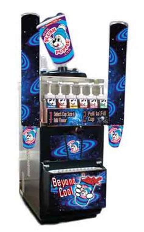 slush puppie machine slush puppie on slush puppy school must haves and flea market finds