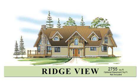 hybrid timber frame home plans hamill creek timber homes mid sized timber frame home plan ridge view hamill creek