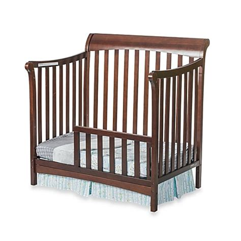 Mini Cribs For Sale Child Craft Coventry Toddler Guard Rails For Convertible Mini Cribs In Cherry Bed Bath Beyond