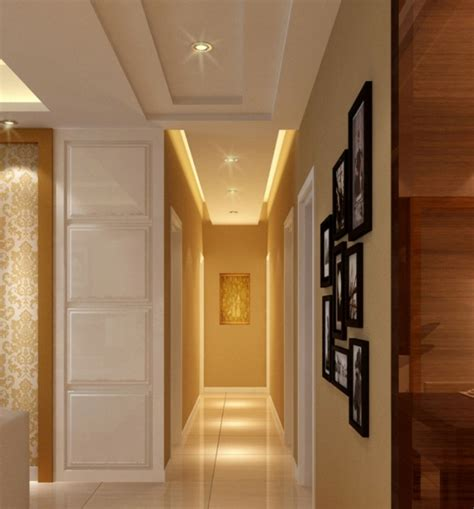 home corridor decoration ideas 1001 ideen f 252 r wandgestaltung flur helle t 246 ne vergr 246 223 ern optisch den flur