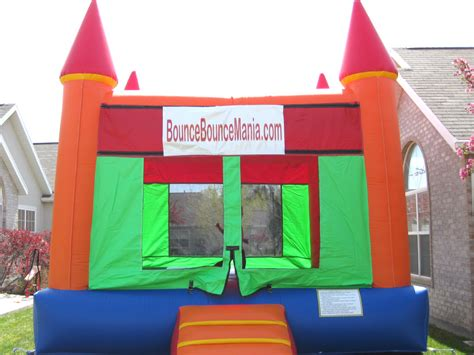 bounce house rentals utah pictures bounce bounce mania
