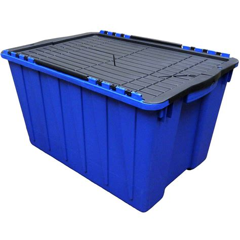 home design products 12 gallon flip top tote 15 gallon flip lid tote doyle shamrock industries