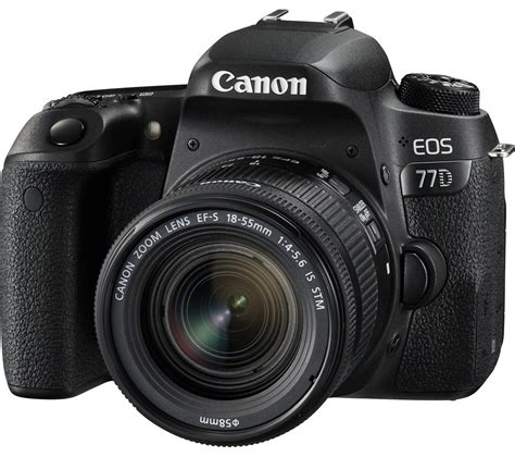 new canon dslr new canon eos 750d dslr with ef s 18 55 mm is stm