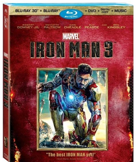 Dvd Bluray Ironman of steel the wolverine beat out iron 3 in dvd and sales by a wide margin