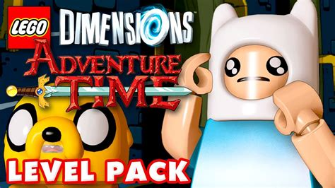 ADVENTURE TIME Level Pack! - LEGO Dimensions - Gameplay ... Lego Dimensions Cheat Codes Ps4