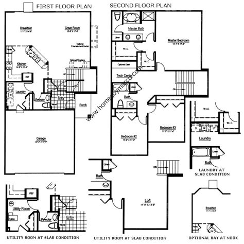 homes by marco floor plans elegant riverton model in the remington trails subdivision in round lake illinois