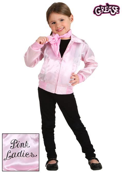pink toddler jacket toddler grease pink jacket