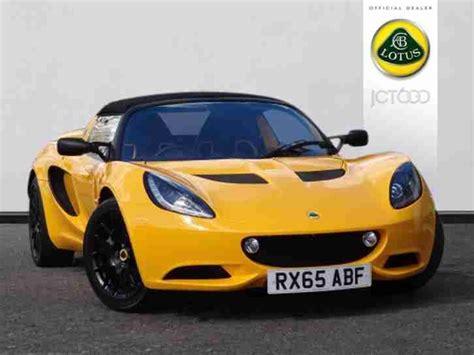 Lotus Convertible Lotus 2016 Elise S Manual Convertible Car For Sale