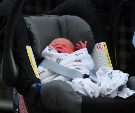 how can newborn stay in car seat baby boy newborn prince of cambridge in a car seat book