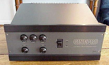 cinepro    channel high  home theater amplifier