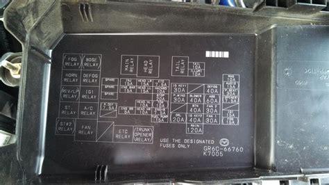 mazda 6 lights not working mazda 6 fuse box headlight 26 wiring diagram images