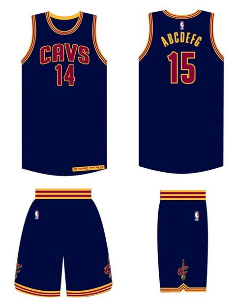 jersey design cavs cavs show off new blue all for one one for all jerseys