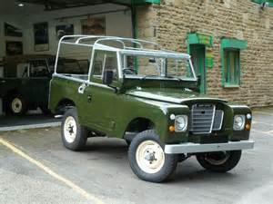 1982 series 3 land rover restoration nearing completion